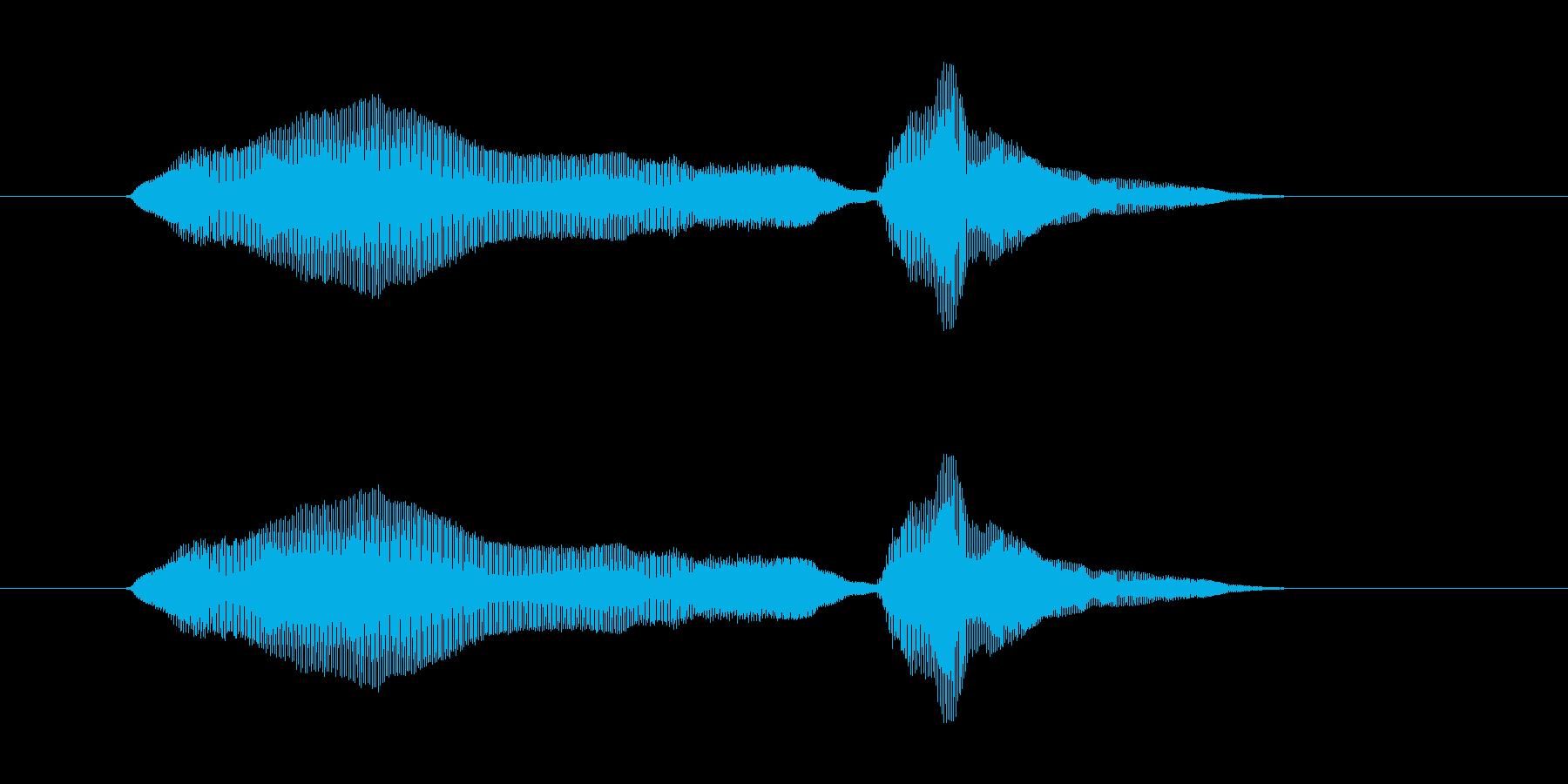 よーいドン!の再生済みの波形