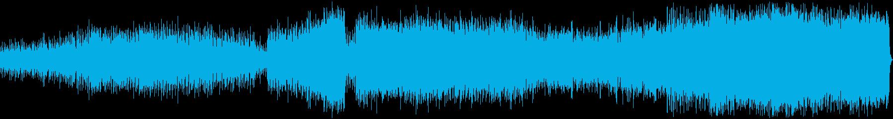 【EDM】やる気が出るトランス(90年代の再生済みの波形