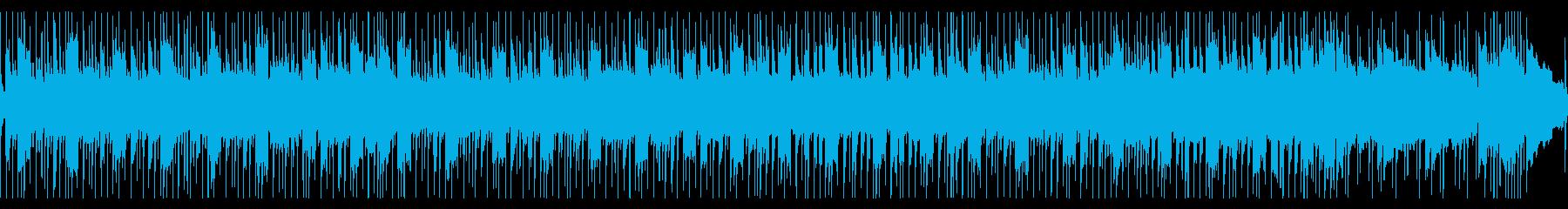 """""""ループ""""80年代風シンセPOP ロックの再生済みの波形"""