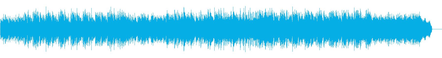 【ドラム抜】お気楽なカントリージャズの再生済みの波形