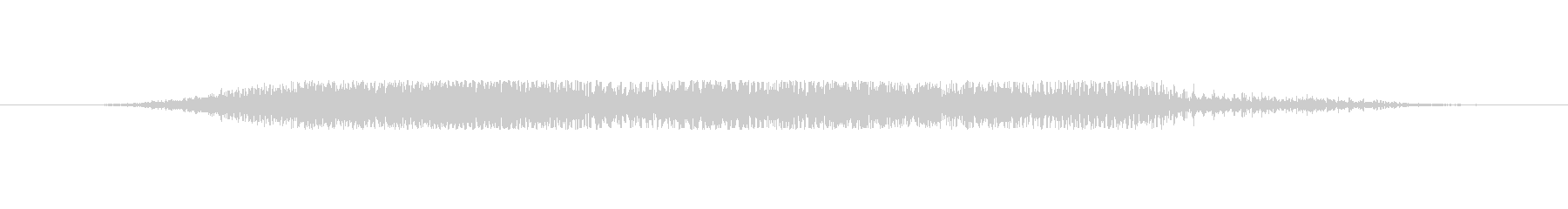 モンスター いびきブレスロー02の未再生の波形