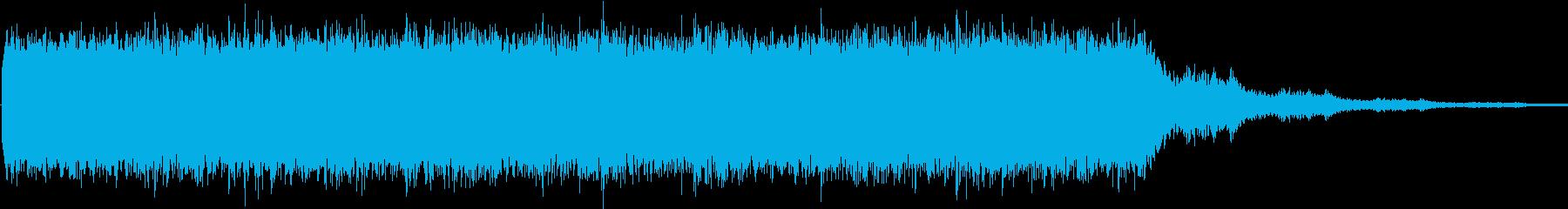 ドローン 産業03の再生済みの波形