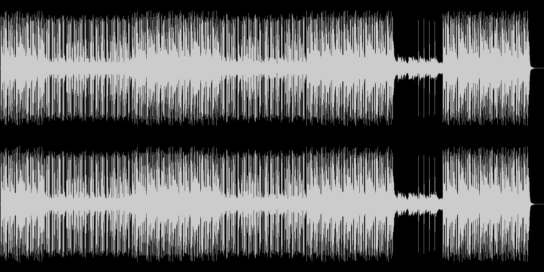 RPG/地下・洞窟・迷路/Beatの未再生の波形