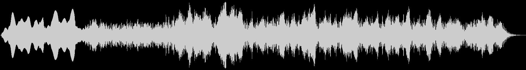 アンビエント,機械的なノイズの未再生の波形
