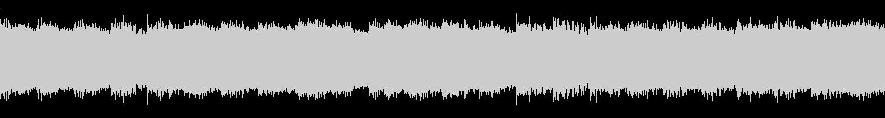 サイレントヒル風 ホラー ノイズ ループの未再生の波形