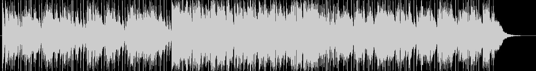 切ない雰囲気のピアノ曲ですの未再生の波形