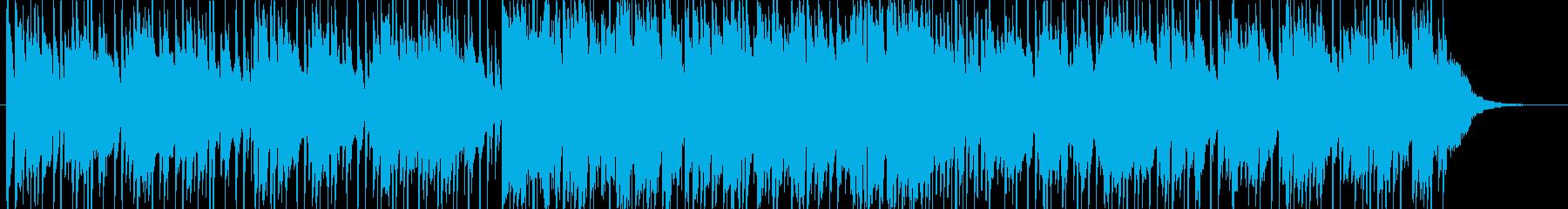 切ない雰囲気のピアノ曲ですの再生済みの波形