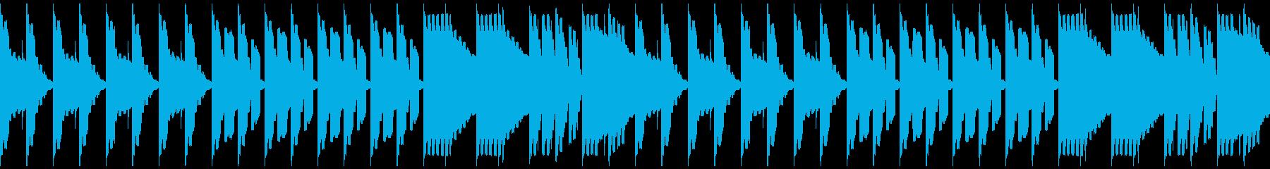 FC風ループ 菌糸舞う洞窟の再生済みの波形