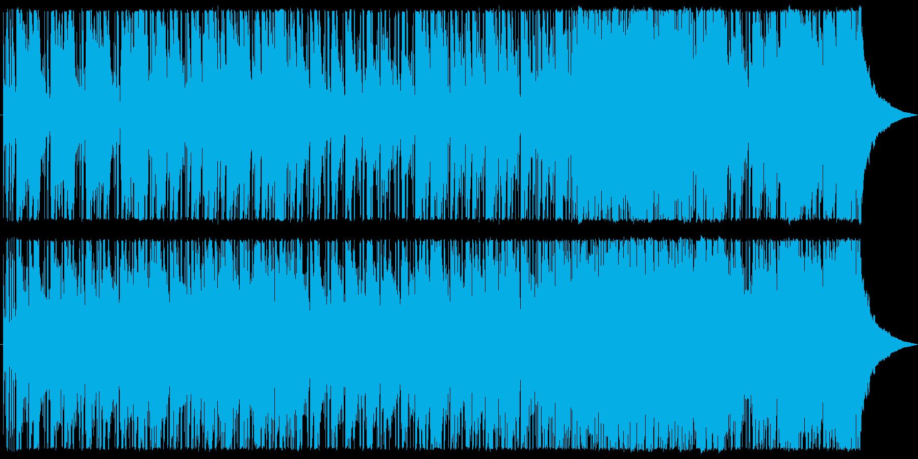 ポップ ロック カントリー アクテ...の再生済みの波形