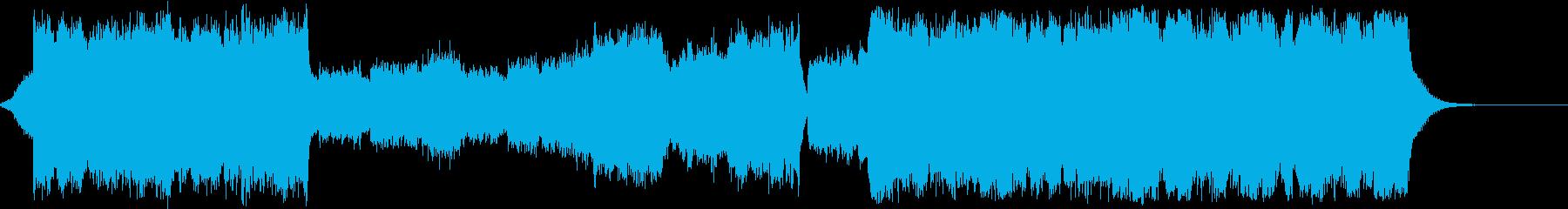 大海原、切なく壮大なフルオーケストラの再生済みの波形
