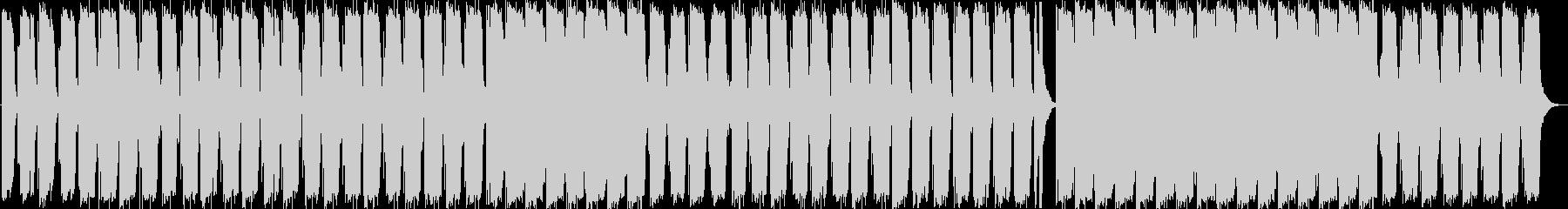 エモくて切ない R&B/HIPHOPの未再生の波形