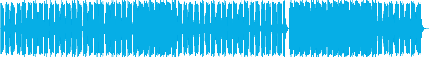 エモくて切ない R&B/HIPHOPの再生済みの波形