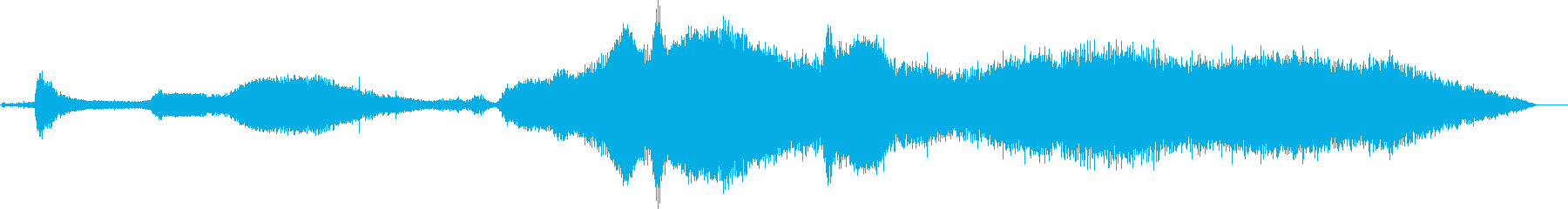 GmキャデラックCts:内線:オン...の再生済みの波形