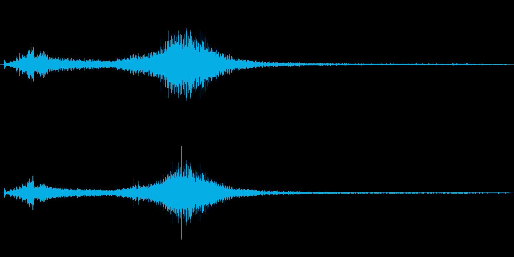 1980年代のシボレータホ4X4:...の再生済みの波形
