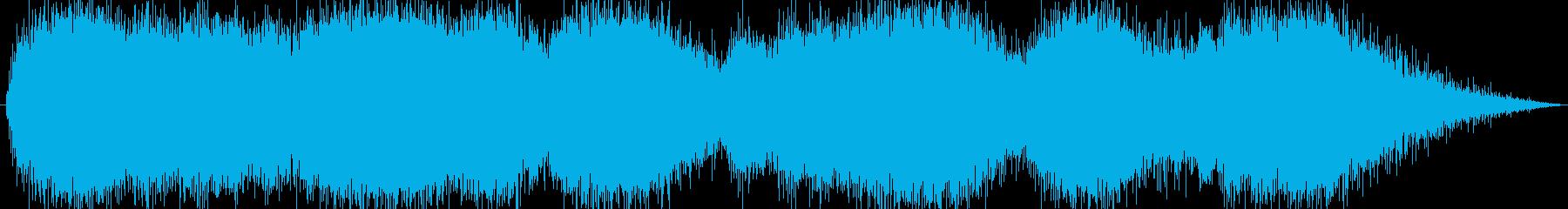 機械 ジグソーエンジンシーケンスロ...の再生済みの波形