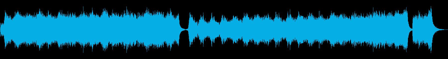 Epicオーケストラ01洋画・海外ドラマの再生済みの波形