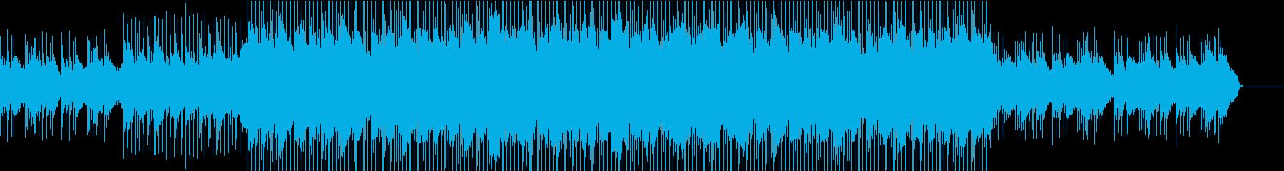 映像やCMに。明るい/爽やか/ピアノの再生済みの波形