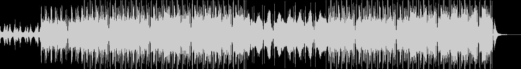 bpm116- 優しく穏やかなチルアウトの未再生の波形
