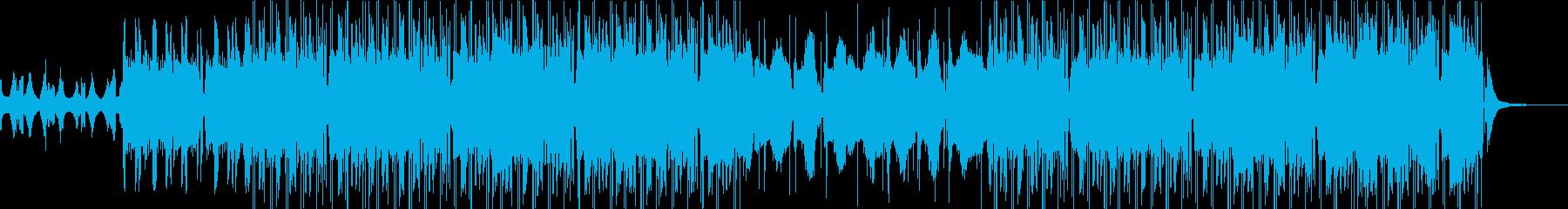 bpm116- 優しく穏やかなチルアウトの再生済みの波形