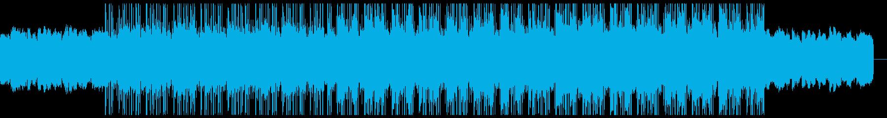 映画のエンディングのようなチルポップ♪の再生済みの波形