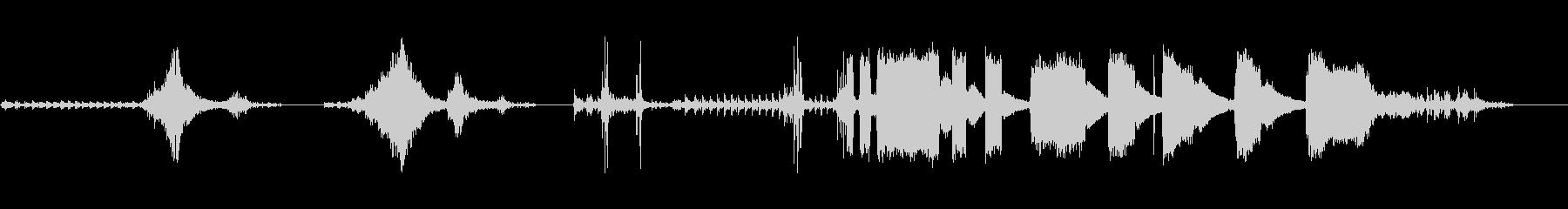 単一プロップ:ラフスタートとストー...の未再生の波形