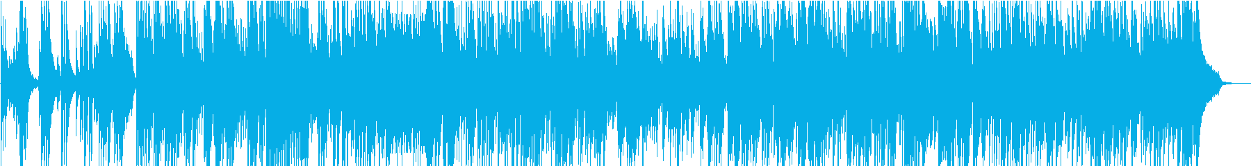 アコギが気持ちいボサノバ系バラードの再生済みの波形