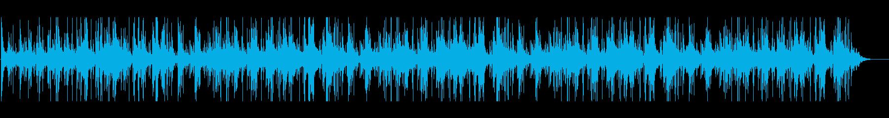 哀愁漂うメロディーが印象的なジャズの再生済みの波形