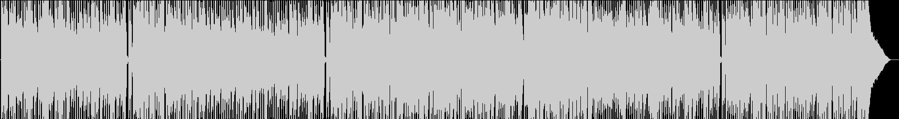 底抜けに明るい木琴メロのキッズ用楽曲の未再生の波形