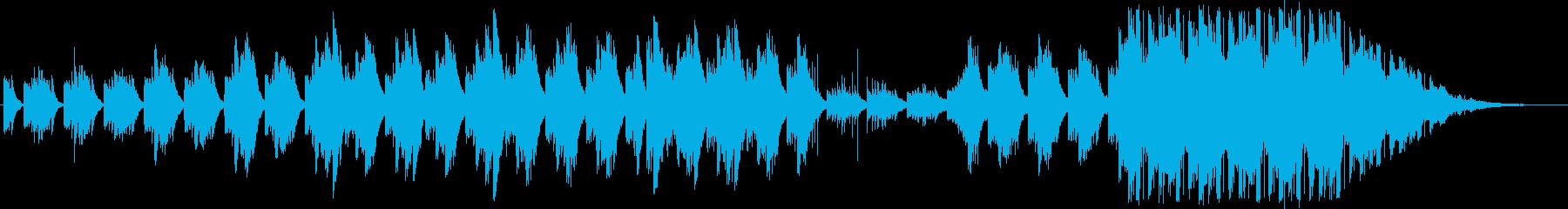 ラウンジ、メロディック。歌、美しい...の再生済みの波形