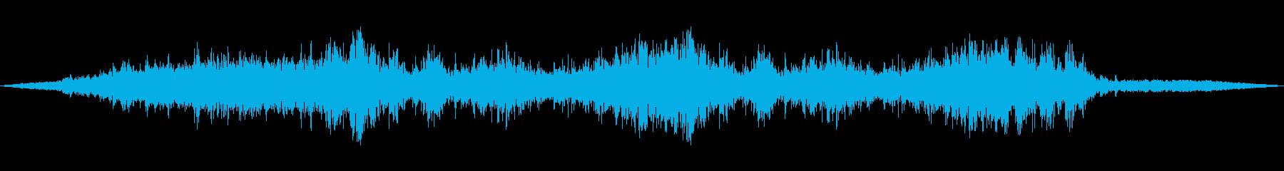 ハマーH1 SUV:INT:アイド...の再生済みの波形