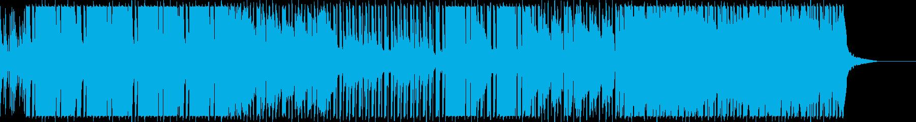 EDM JAPAN 2020 尺八 琴の再生済みの波形