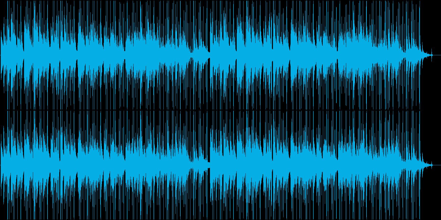 大人っぽいジャズピアノ Lofi Hipの再生済みの波形