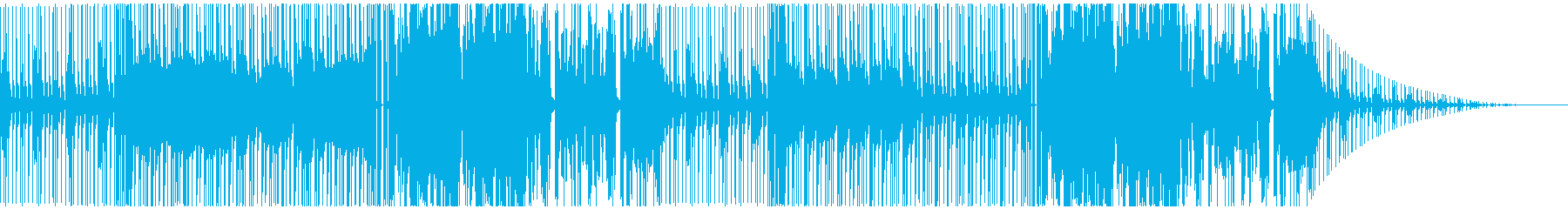 和風ダークヒップホップ6(三味線,尺八)の再生済みの波形