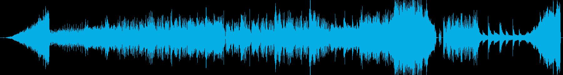 CMなどに最適なエレクトロニカの再生済みの波形