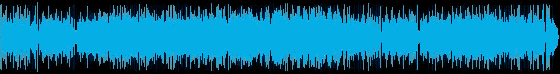 爽やかPopなBGMの再生済みの波形