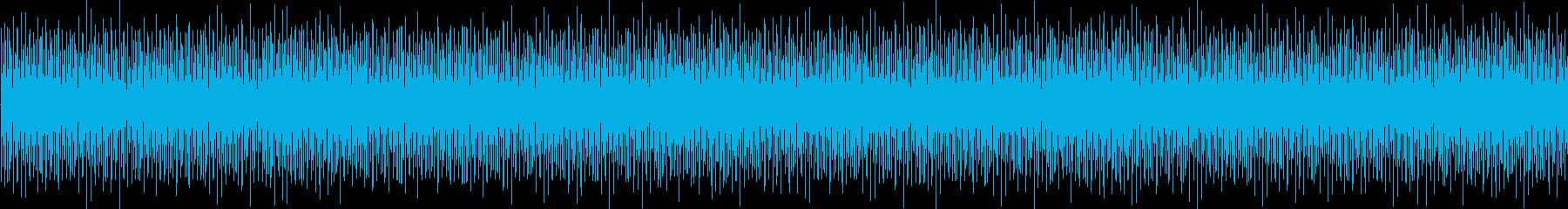 【ループ】ほのぼの、かわいい、陽気、口笛の再生済みの波形