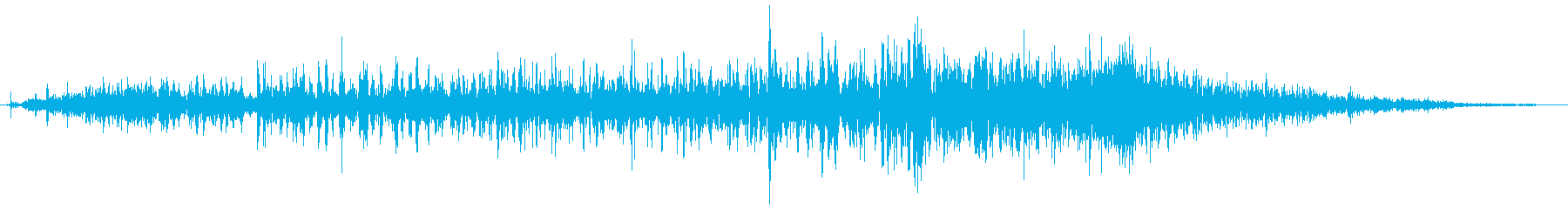 小さなロボットの動き、SCI FI...の再生済みの波形