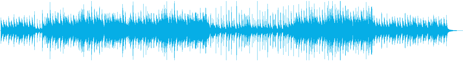 現代の交響曲 室内楽 あたたかい ...の再生済みの波形