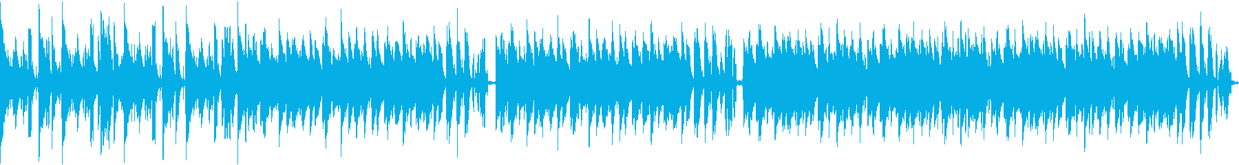 Comical / quiet karaoke loop specifications's reproduced waveform