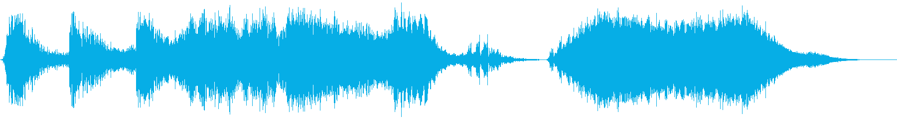 【ダークシンセ】 サウンドスケープ 不安の再生済みの波形