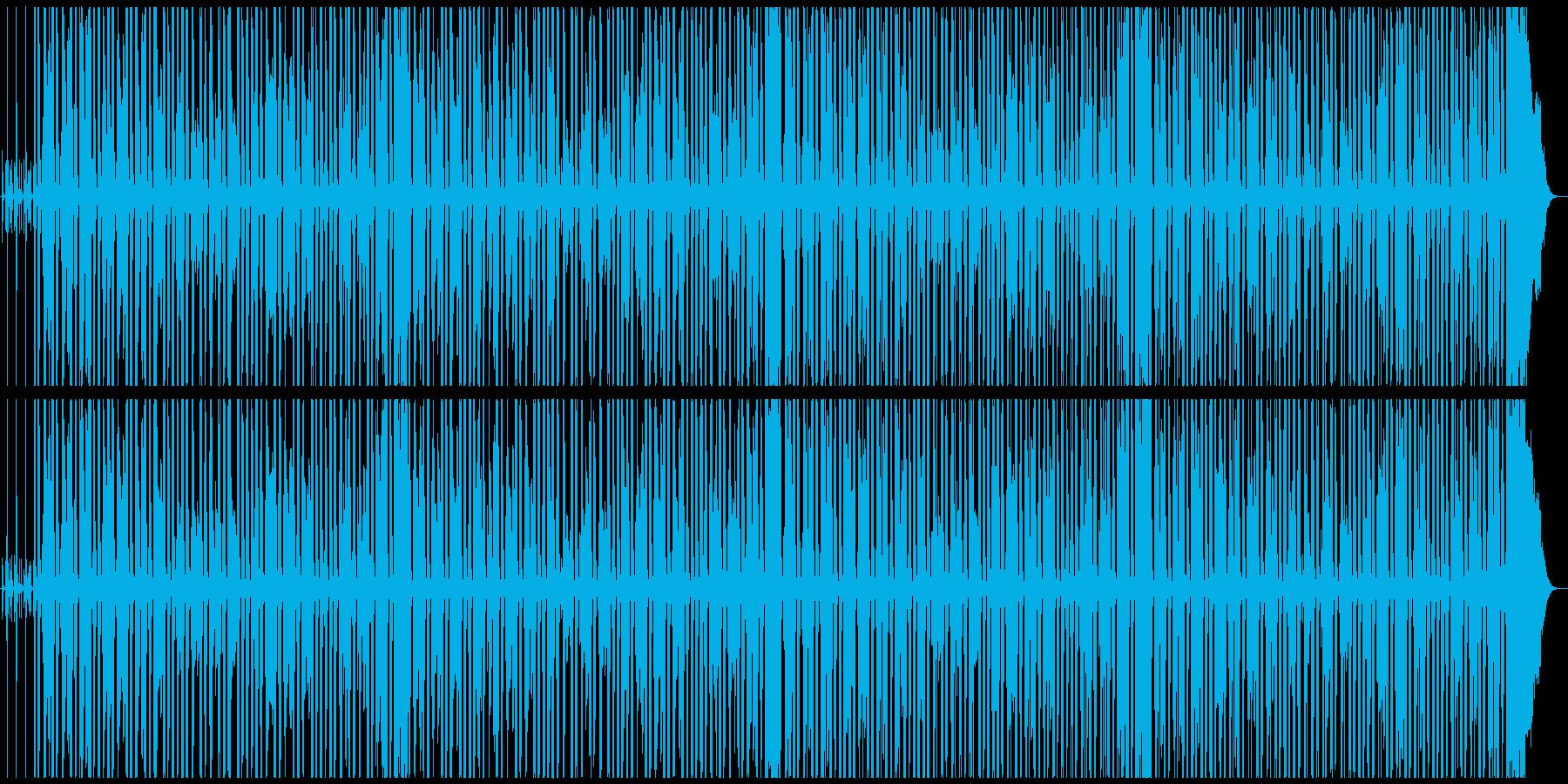 陽気・軽快 テキサス系アコギブルースの再生済みの波形