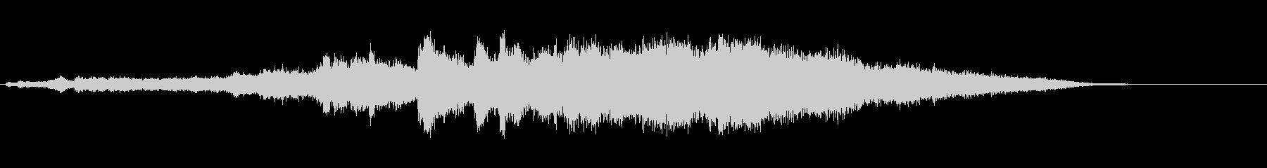 トナースパークル、アセンディンググ...の未再生の波形