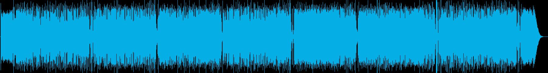 英語洋楽:初期ビートルズ映画のB面名曲風の再生済みの波形