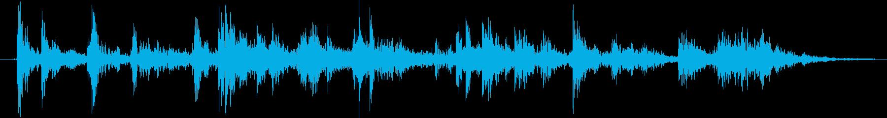 コイン_ケースに落ちる_獲得_04の再生済みの波形