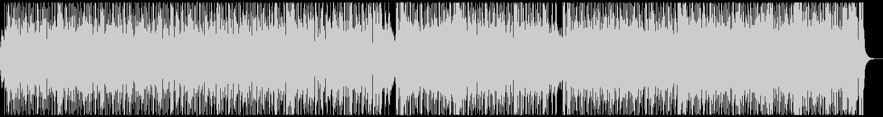 ボサノバのバラードの未再生の波形