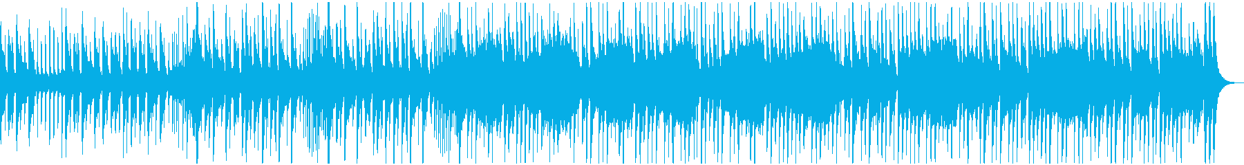 ラテンバンド、サンタナスタイルのリ...の再生済みの波形