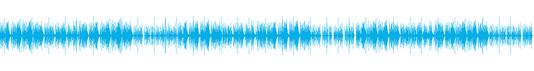 和風な琴のこども向け知育BGM_Bの再生済みの波形