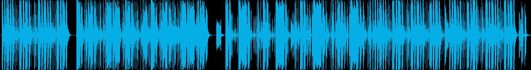 イージーリスニング サスペンス ア...の再生済みの波形