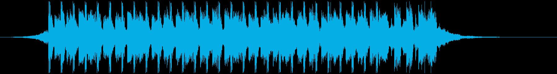 サマーポップ(短編)の再生済みの波形
