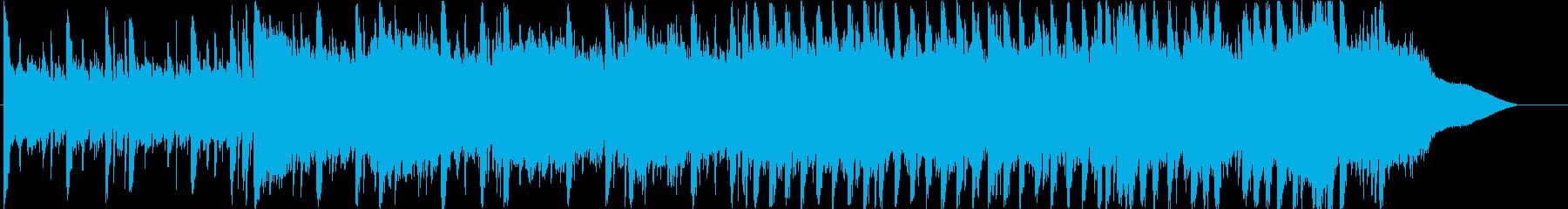 壮大で広がりを感じさせるUKギターロックの再生済みの波形
